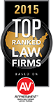 2015 Top Ranked Law Firm