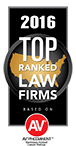 2016 Top Ranked Law Firm