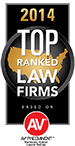 2013 Top Ranked Law Firm