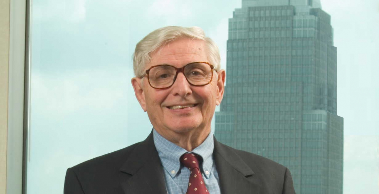 Arthur Steinmetz, former managing partner at Walter | Haverfield