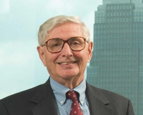 Arthur Steinmetz, former managing partner at Walter | Haverfield