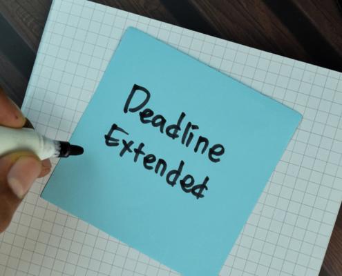 Ohio tax deadline extended